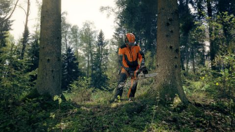Terrassen Post Production - Husqvarna X-Cut