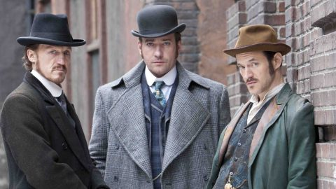 Terrassen Post Production - Ripper Street